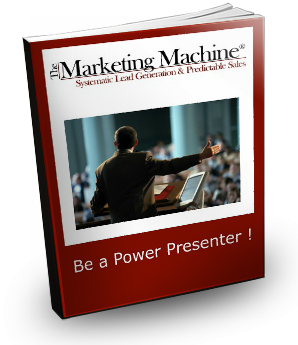 Be a Power Presenter