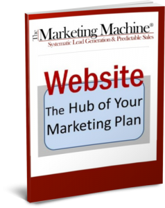Website Hub of your Marketing Plan