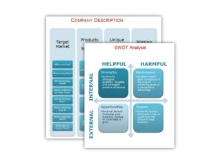 Pages from Marketing Plan for Professionals