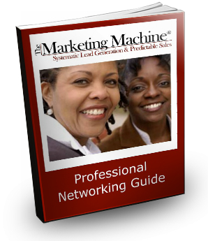 Professional Networking Guide mini