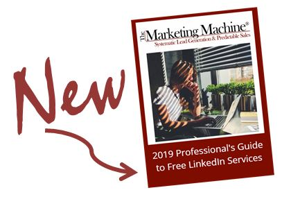 2019 Professionals Guide to Free LinkedIn Services