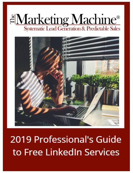 2019 Professionals Guide to LinkedIn